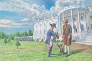PIKE GIFTS PRESIDENT JEFFERSON